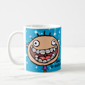 Orthodontist. Gift. Personalized Coffee Cup