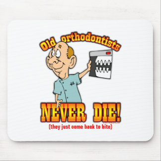 Orthodontists Mouse Pad