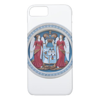 orthodox angels seal religion symbol stucco christ Case-Mate iPhone case