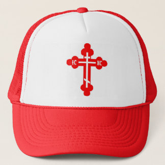 Orthodox Budded Cross Cap