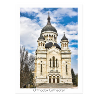 Orthodox Cathedral Postcard