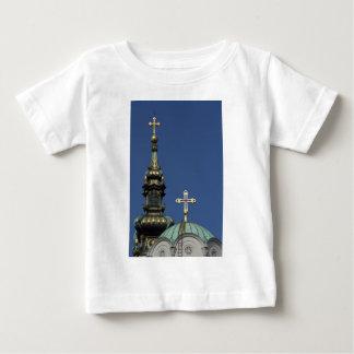 Orthodox Christian Church domes Baby T-Shirt