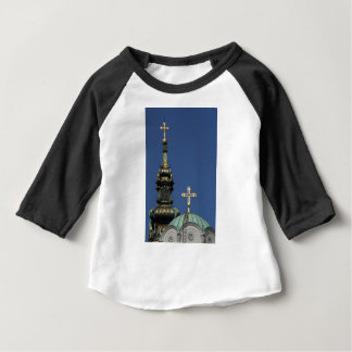 Orthodox Christian Church domes Baby T-Shirt