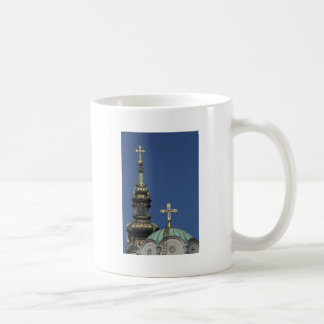 Orthodox Christian Church domes Coffee Mug