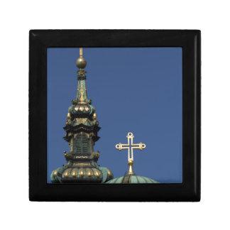 Orthodox Christian Church domes Gift Box
