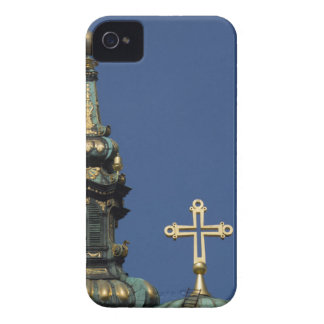 Orthodox Christian Church domes iPhone 4 Covers