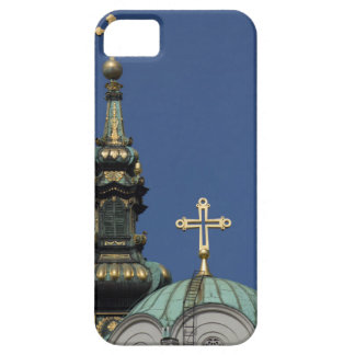 Orthodox Christian Church domes iPhone 5 Covers