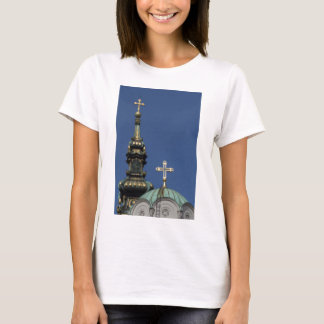 Orthodox Christian Church domes T-Shirt