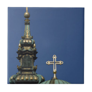 Orthodox Christian Church domes Tile