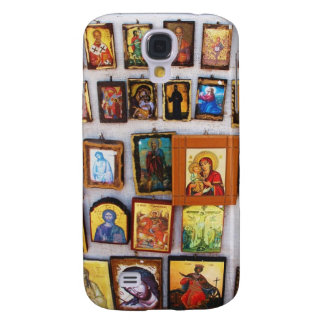 Orthodox, Christian, Icons, Byzantine, Greece