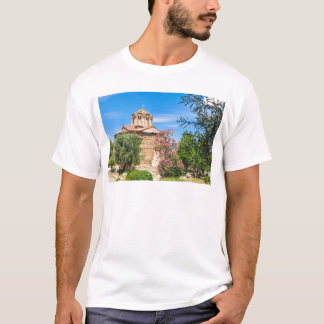 Orthodox church in Athens, Greece T-Shirt