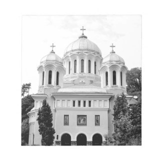 Orthodox church notepad