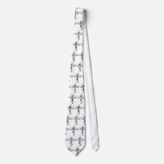 Orthodox Cross tie