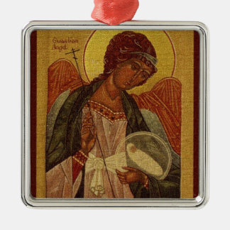 Orthodox Guardian Angel Christmas Ornament