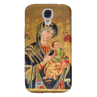 Orthodox ICON Serene Madonna