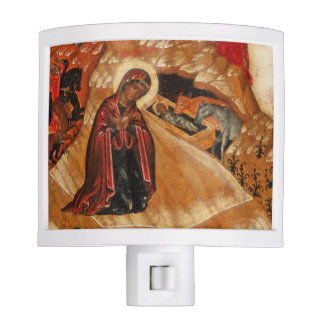Orthodox Nativity Nightlight Nite Light
