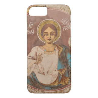 orthodox saint icon church religion god jesus chri iPhone 8/7 case