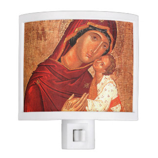 Orthodox Theotokos Nightlight Nite Light