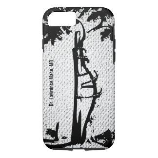 Orthopedic Crooked Tree Textured Looking iPhone 7 Case