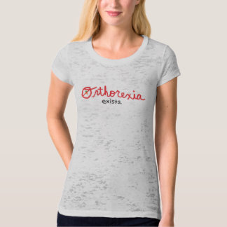 Orthorexia Exists T-Shirt