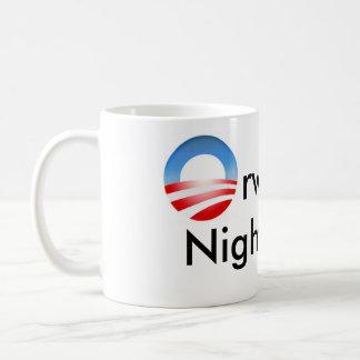 Orwelian Nightmare Coffee Mug