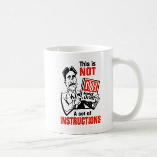 Orwellian mug