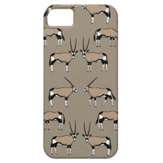Oryx Antilope selection iPhone 5 Covers