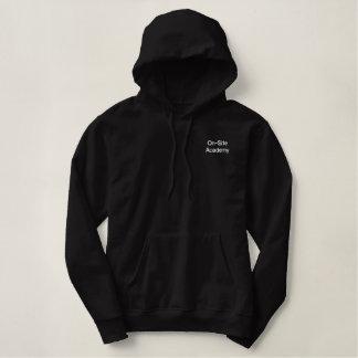 OSA Embroidered Hoodie Sweatshirt