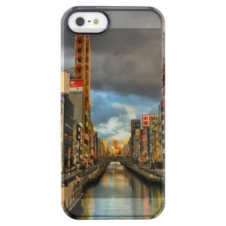 Osaka River Clear iPhone SE/5/5s Case