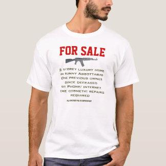 Osama Bin Laden is Dead t-shirt