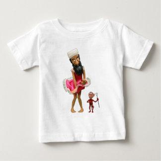 osama-bush-combo baby T-Shirt
