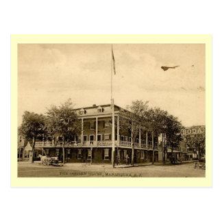 Osborn House, Manasquan, New Jersey Vintage Postcard