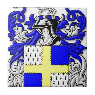 Osborne Coat of Arms Tiles