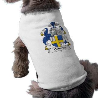 Osborne Family Crest Shirt