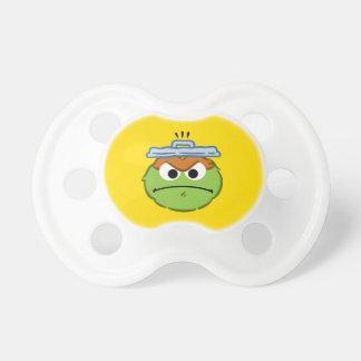 Oscar Angry Face Pacifier