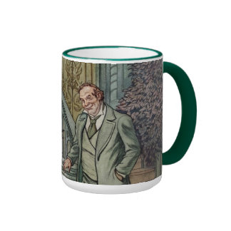 Oscar Diggs Mugg. Ringer Mug