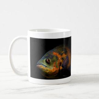 Oscar Fish Astronotus Ocellatus Coffee Mug
