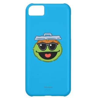 Oscar Smiling Face with Sunglasses iPhone 5C Cover