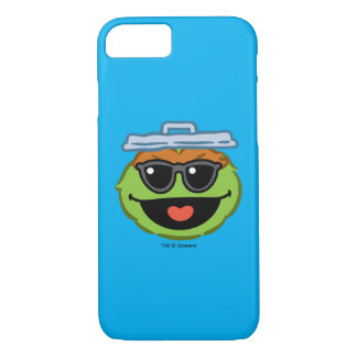 Oscar Smiling Face with Sunglasses iPhone 7 Case