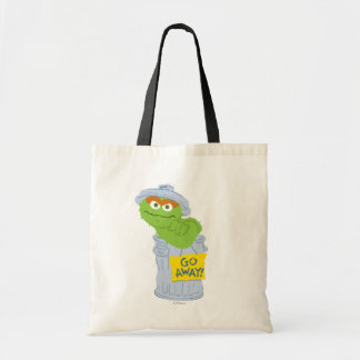 Oscar the Grouch Graphic Tote Bag