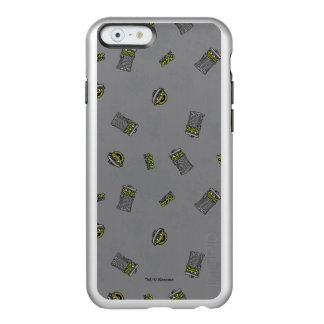Oscar the Grouch | Grey Pattern Incipio Feather® Shine iPhone 6 Case