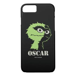 Oscar the Grouch Half iPhone 7 Case