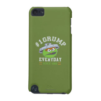 Oscar the Grouch Number 1 iPod Touch 5G Case