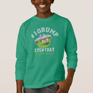 Oscar the Grouch Number 1 T-Shirt