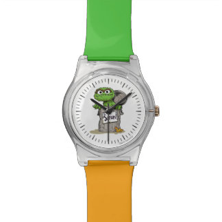 Oscar the Grouch Scram Watch