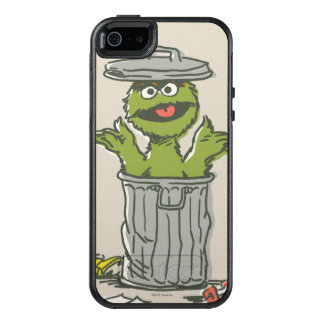 Oscar the Grouch Vintage 1 OtterBox iPhone 5/5s/SE Case