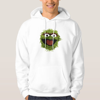 Oscar the Grouch | Watercolor Trend Hoodie