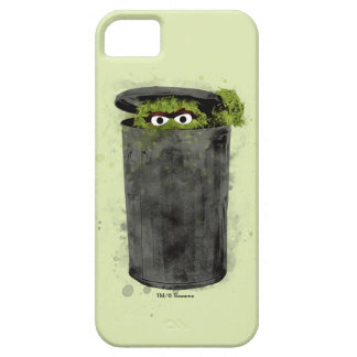 Oscar the Grouch | Watercolor Trend iPhone 5 Covers