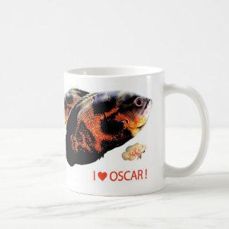 Oscars Basic White Mug