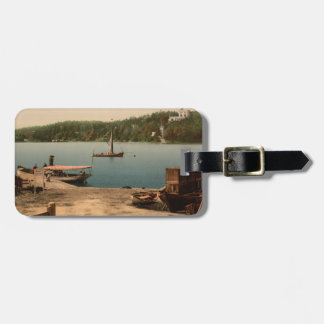 Oscarshall, Oslo, Norway Luggage Tag